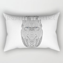 The Eyes Have it.  Rectangular Pillow