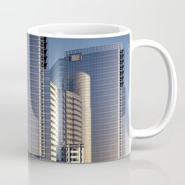 skyscraper skyscrapers building Coffee Mug