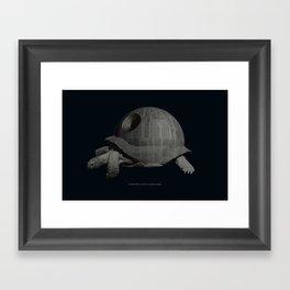 DS PROTOTYPE 1.1 Framed Art Print