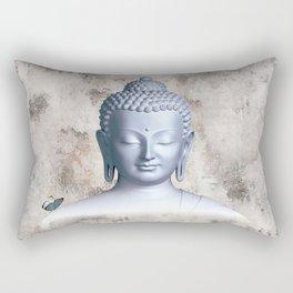 Μy inner Buddha Rectangular Pillow