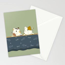 Winter of Japan  Stationery Cards