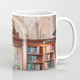 Boston Library Coffee Mug