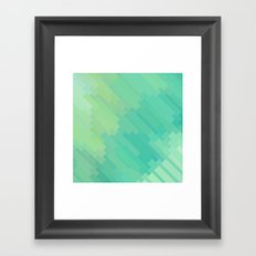 A Q U A Framed Art Print