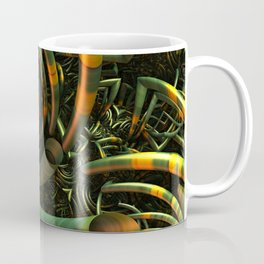 Snakes in the Grass Coffee Mug