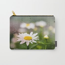Daisies and Love Bugs Carry-All Pouch