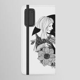 Daydreamer (Aurora Aksnes) Android Wallet Case