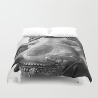 ganesh Duvet Covers featuring Ganesh  by PabloEgM