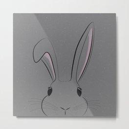 bunny Metal Print