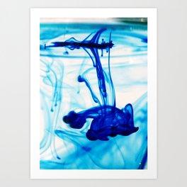 Ink me Art Print