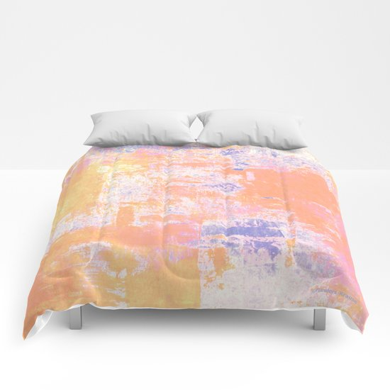 Abstract Serenity 16 Comforters