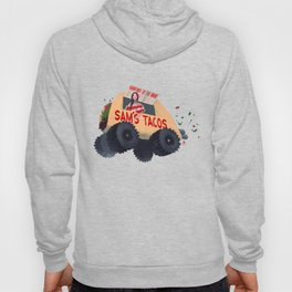 Sam's Monster Taco Truck Hoody