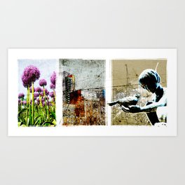 Boston Common Art Print