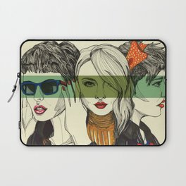 Disparate Youth Laptop Sleeve