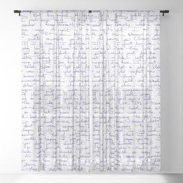 About you Sheer Curtain