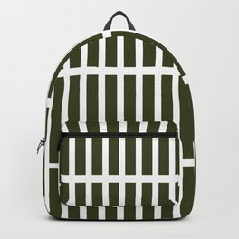 Bamboo (Olive) Backpack