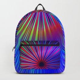 Pastel burst Backpack