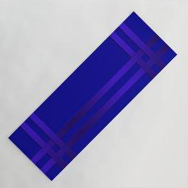 Cobalt blue Yoga Mat