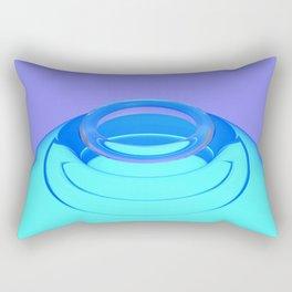 CropCirclesTwelve Rectangular Pillow