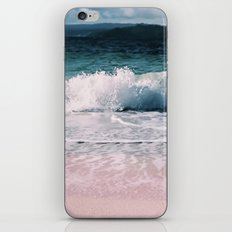 Crash into me (Samana Island Dominican Republic) iPhone & iPod Skin