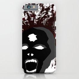 Zombie Headshot iPhone Case