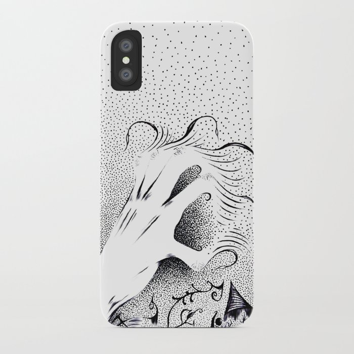 To Grasp Creativity iPhone Case