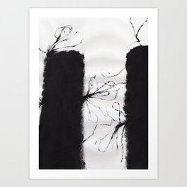 The Vastness of Separation Art Print