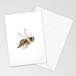 Mobile Bee Stationery Cards