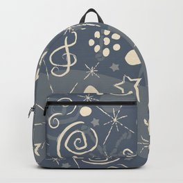 Music Tunes Backpack