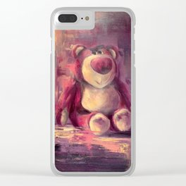 Lotso Bear in Transylvania Clear iPhone Case