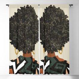 Black Art Matters Blackout Curtain