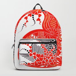 Open Hearted Backpack