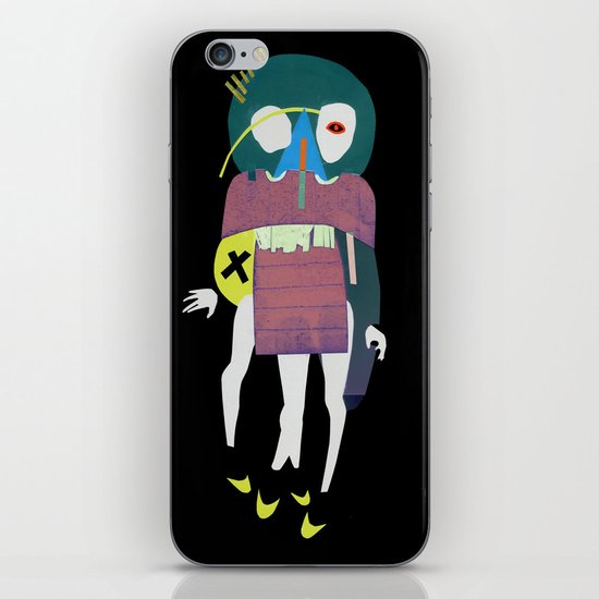 Collectivism #1 iPhone & iPod Skin
