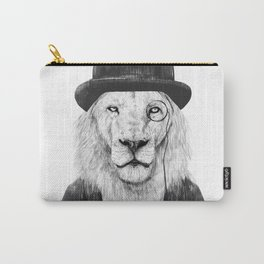 Sir lion Carry-All Pouch