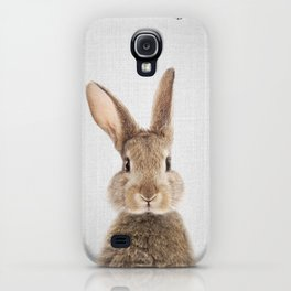 Rabbit - Colorful iPhone Case