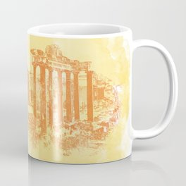 Rome imperial forums Coffee Mug