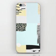 On the wall#4 iPhone & iPod Skin