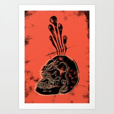 Bath Salts Art Print