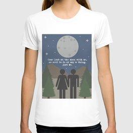 Look at the Moon T-shirt