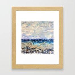 Ka Nalu Framed Art Print