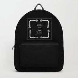 Allez vous faire foutre Backpack