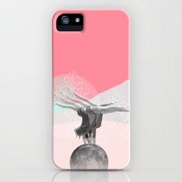 L'équilibre iPhone Case