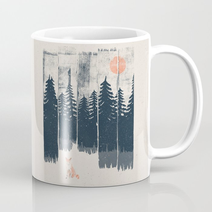 A Fox in the Wild... Coffee Mug