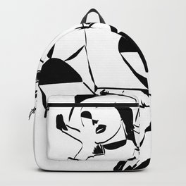 thinking dimension Backpack