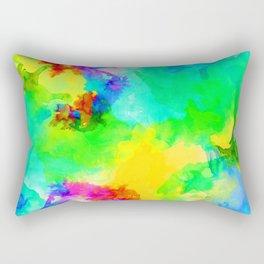 Drop Sheet 2 Rectangular Pillow