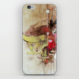 re lie able iPhone Skin