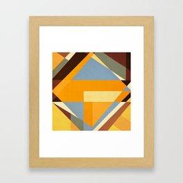 Veranico Framed Art Print