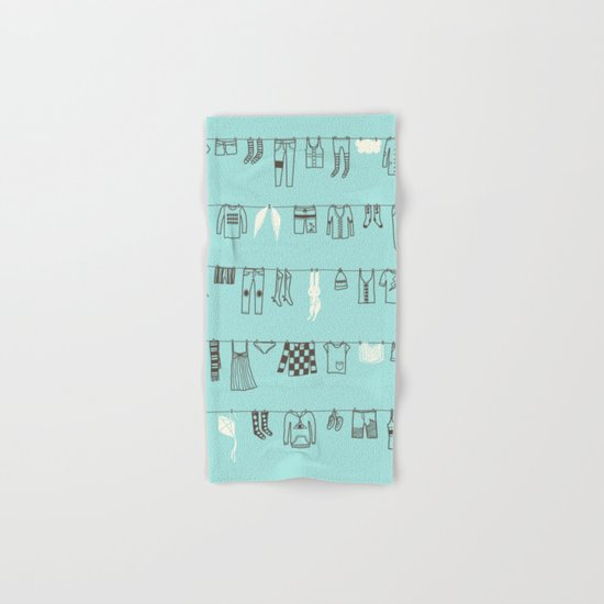 One Fine Day Hand & Bath Towel