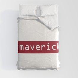 Maverick Comforters