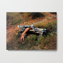 The Hungry Earth Metal Print