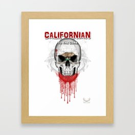 To The Core Collection: California Framed Art Print